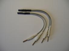 Rozdvojkový kábel k TENS krátky